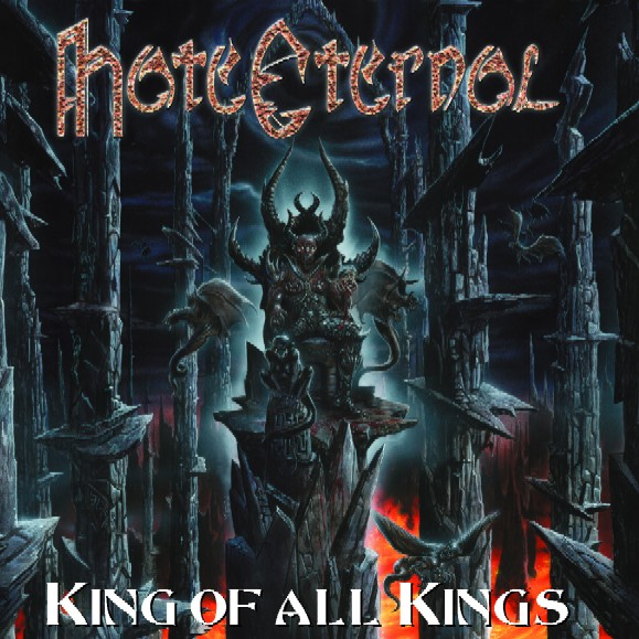 Hate Eternal - King of All Kings Cover