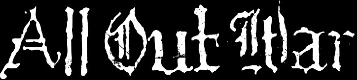 All Out War logo