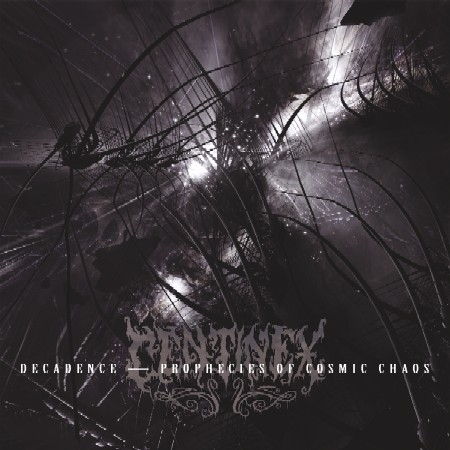 Centinex - Decadence - Prophecies of Cosmis Chaos cover