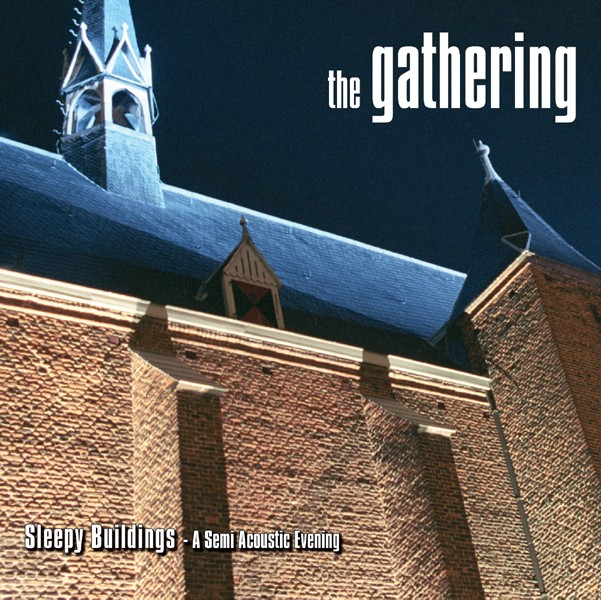 The Gathering - Sleep Buildings cover
