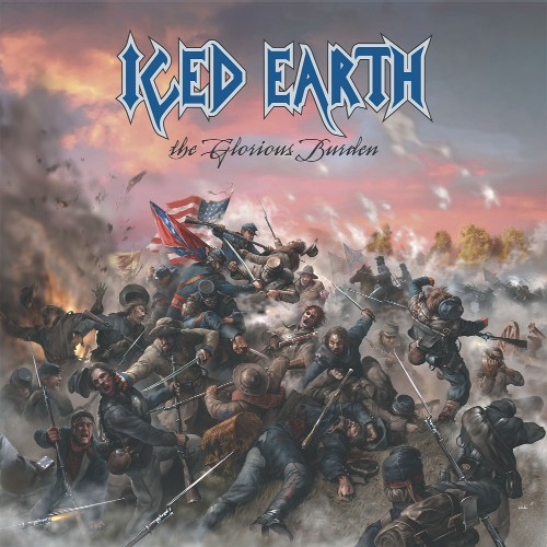 Iced Earth - The Glorious Burden cover