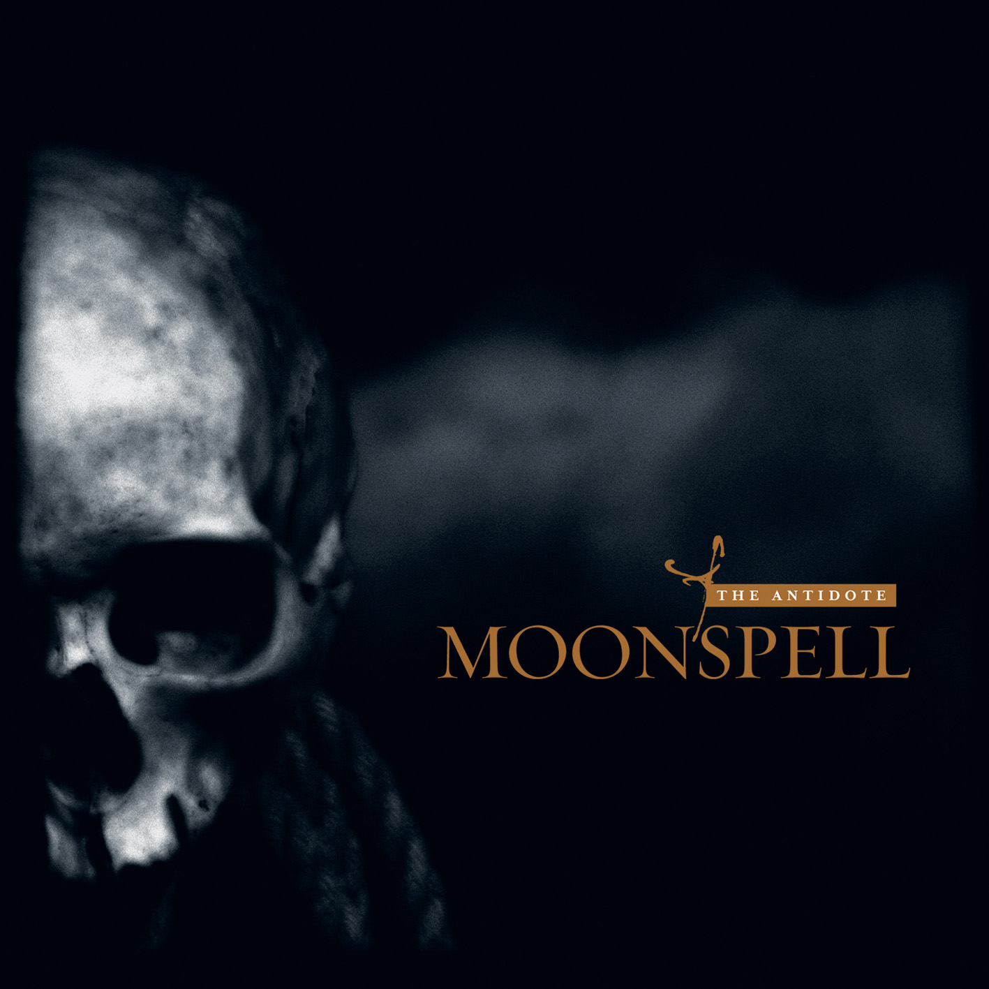 Moonspell - The Antidote cover