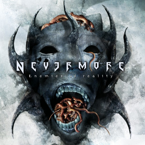 Nevermore - Enemies of Reality Cover